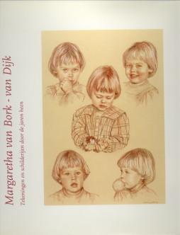 Tekeningen en schilderijen door de jaren heen: BORK-VAN DIJK, MARGARETHA VAN