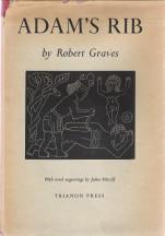 Adam's rib: GRAVES, ROBERT