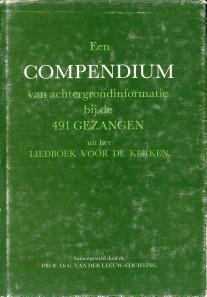Een compendium van achtergrondinformatie bij de 491: PROF. Dr. G.