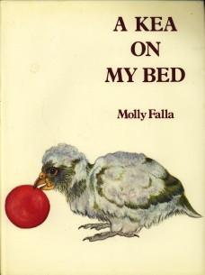 A kea on my bed: FALLA, MOLLY