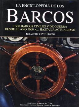La enciclopedia de los Barcos: GIBBONS, TONY (REDACTOR)