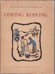 """Omong Kosong vreugden uit 'het oude Indië"""": BUITENWEG, HEIN"""