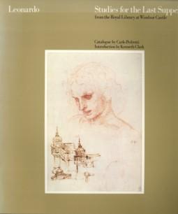 Leonardo. Studies for the Last Supper from: PEDRETTI, CARLO (CATALOGUE