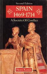 Spain 1469 - 1714 A society of conflict