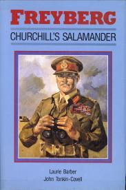 Freyberg. Churchill's salamander: BARBER, LAURIE / TOKIN-COVELL, JOHN