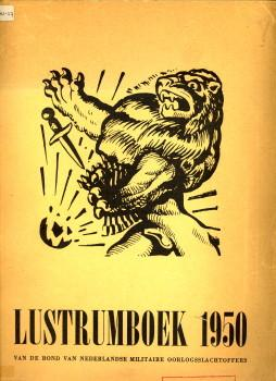 Lustrumboek 1950 van de Bond van Nederlandse Militaire Oorlogsslachtoffers: GROENEWOUD, IR. S.L
