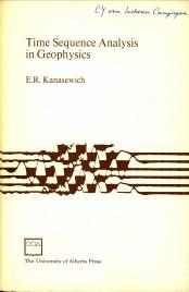 Time sequence analysis in geophysics: KANASEWICH, E.R