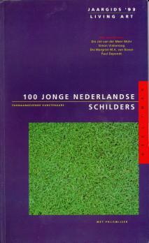 100 Jonge Nederlandse schilders Jaargids 93