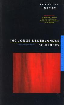 100 Jonge Nederlandse schilders Jaargids 91/92
