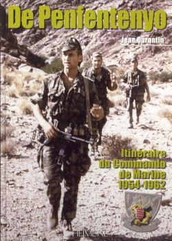 De Penfentenyo Itinénaire du Commando de Marine 1954 - 1962: DURANTIN, JEAN