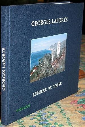 Lumière de Corse.: LAPORTE (Georges)
