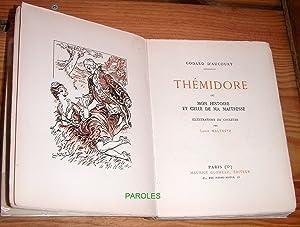 Thémidore ou Mon histoire et celle de ma maîtresse.: GODARD D'AUCOURT (Claude)