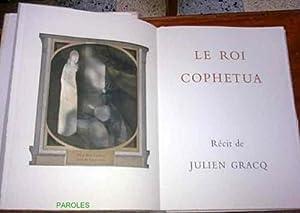 Le Roi Cophetua [La Presqu'île].: GRACQ (Julien)