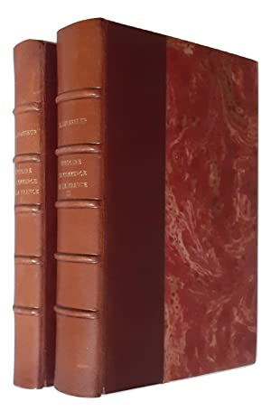 Histoire du commerce de la France. I. Avant 1789. II. De 1789 nos jours.: Levasseur E.