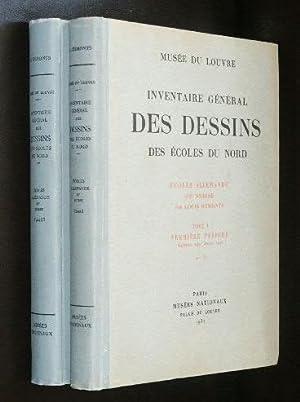Inventaire Général Des Dessins Des Ecoles Du Nord - Ecoles Allemande et Suisse ( ...