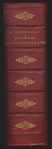 Dictionnaire universel des contemporains contenant toutes les personnes notables de la France et ...