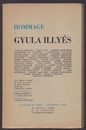 Hommage à Gyula Illyés: Collectif