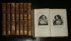 Lettres De Madame De Sévigné De Sa Famille et De Ses Amis - Tomes 3-4-5-6-9