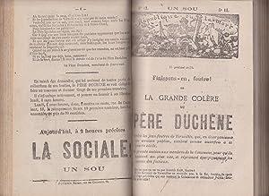 La Grande Colère Du Père duchêne. N°1: Maxime Vermersch -