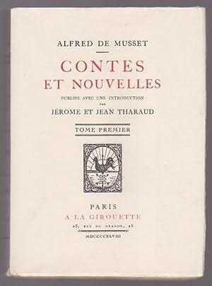 Contes et Nouvelles Tome Premier: Alfred De Musset