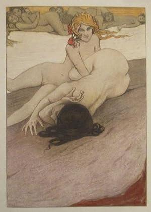 Les Fleurs Du Mal. Edition Illustrée De: Charles Baudelaire