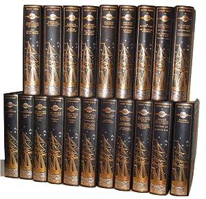 Les Voyages Extraordinaires. Tome 1 à 20: Jules Verne