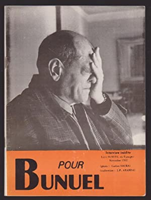 Interview inédite. Luis Bunuel en Espagne. Novembre 1962. Photo: Carlos Saura. Collection: J. F. ...