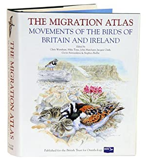 The migration atlas: movements of the birds: Chris Wernham, Mike