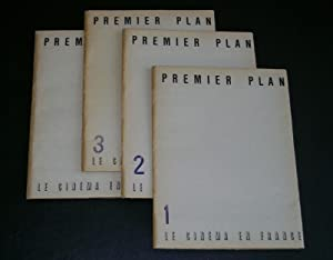 Premier Plan - Cinéma En France. Supplements. 4 Volumes