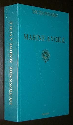 Le Dictionnaire De La Marine à Voile: Bonnefoux et Paris