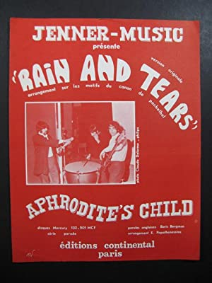 APHRODITE'S CHILD Rain And Tears Chanson