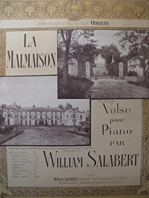 SALABERT William La Malmaison Piano