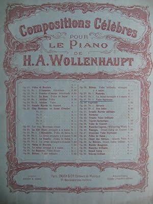 WOLLENHAUPT H. A. Valse Styrienne / Op.: WOLLENHAUPT H. A.