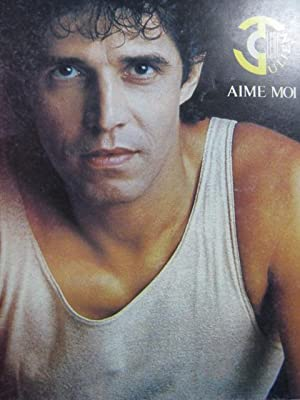 Julien Clerc Album Aime moi Chant Piano 1984