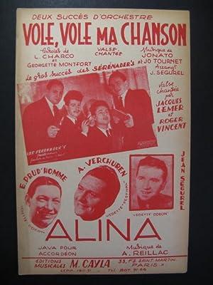 Vole Vole ma Chanson & Alina Accordéon: Vole Vole ma