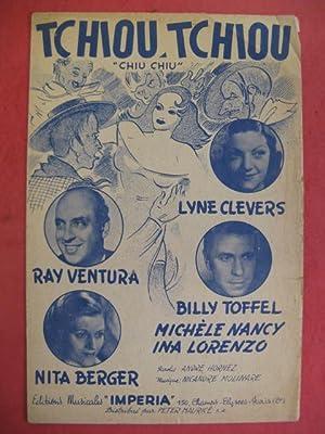 Tchou Tchou Ray Ventura Clevers 1946: Tchou Tchou Ray