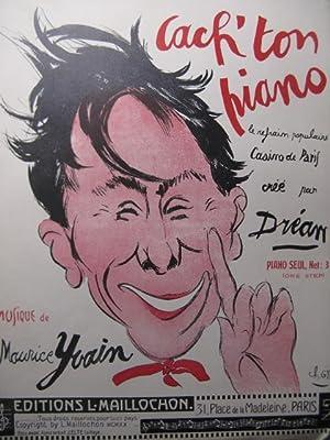 YVAIN Maurice Cach' ton piano Piano 1920: YVAIN Maurice Cach'