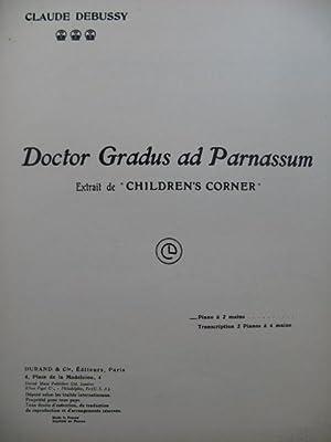 Docteur gradus ad parnassum