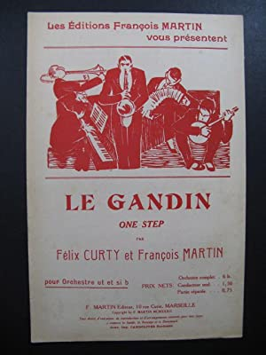 Le Gandin One Step F. Curty F.: Le Gandin One