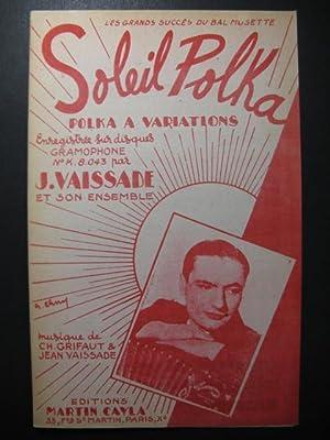 Soleil Polka Jean Vaissade Accordéon: Soleil Polka Jean
