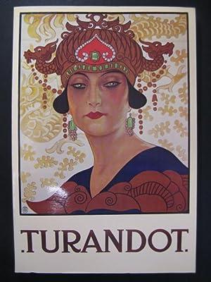 PUCCINI G. Turnadot Livret Opera Scala Milano: PUCCINI G. Turnadot