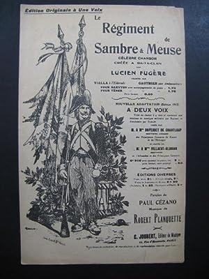 Le Régiment de Sambre et Meuse Lucien: Le Régiment de