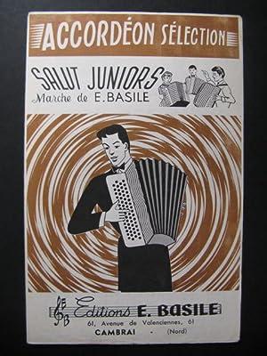 Salut Juniors E. Basile Accordéon: Salut Juniors E.