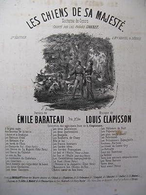 CLAPISSON Louis Les Chiens de sa Majesté: CLAPISSON Louis Les