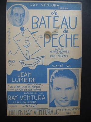 Le Bateau de Pêche Ray Ventura 1937: Le Bateau de