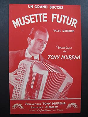 Musette Futur Valse Tony Murena Accordéon