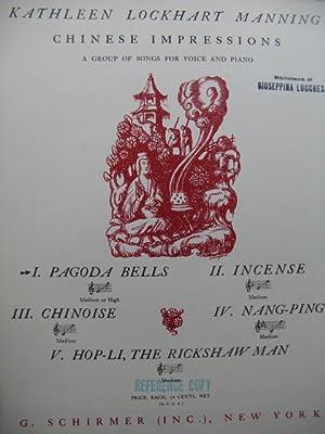 LOCKHART MANNING kathleen Pogoda Bells Chant Piano: LOCKHART MANNING kathleen