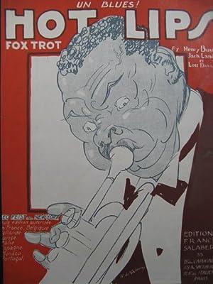 BUSSE LANGE DAVIS Hot Lips Blues Fox: BUSSE LANGE DAVIS