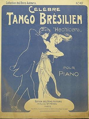 ZURFLUH Auguste Hechicera Piano: ZURFLUH Auguste Hechicera