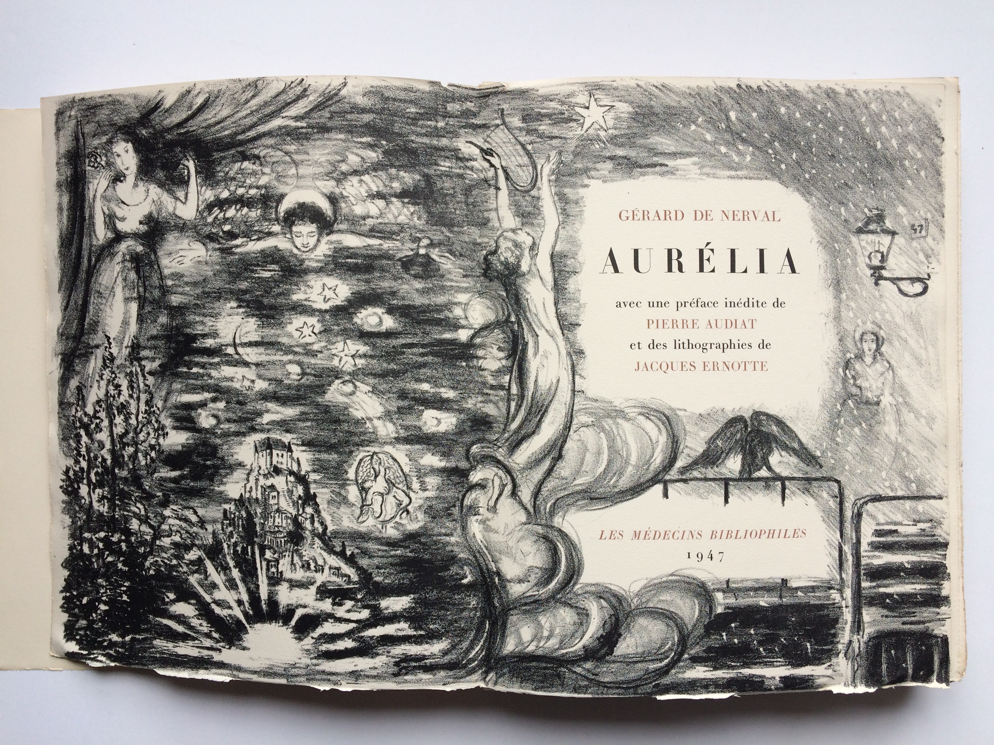 Aurélia NERVAL Gérard De [Fine] [Hardcover] (bi_30690569975) photo